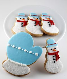 Vanilla Sugar Cookies and Royal Icing Recipes