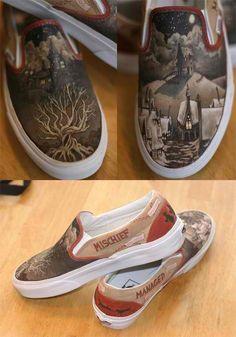 Harry Potter Vans.