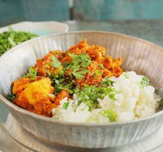Indiai halas curry