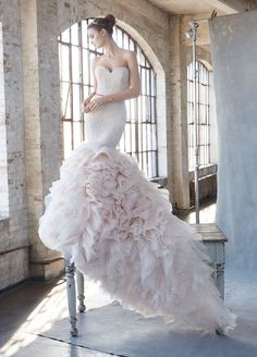 Bridal Gowns, Wedding Dresses by Lazaro - Style LZ3612