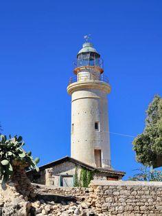 Leuchtturm in Kato Paphos - Zypern