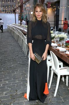 Hands down, Chrissy Teigen is our favorite supermodel