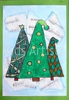 Kids Artists: Christmas