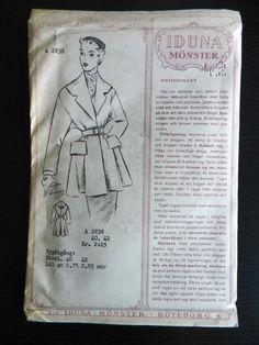 Iduna Mönster 2838. Sewing Patterns, Arm, Retro, Vintage, Arms, Vintage Comics, Patron De Couture, Retro Illustration, Dress Patterns
