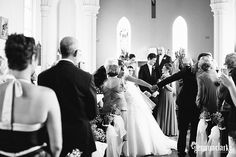 Nicole and Tim's Quirky Wedding – St Patrick's Church, Mortlake and Aria Restaurant