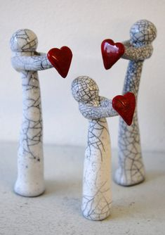 Hey, I found this really awesome Etsy listing at https://www.etsy.com/listing/159649842/the-raku-family-gift-of-love-wedding