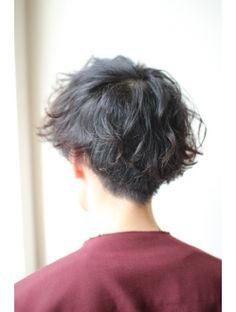 ガーデン オモテサンドウ(GARDEN omotesando) 【GARDEN】2017刈り上げグランジマッシュパーマ(豊島春華)