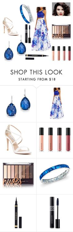 """You Said You Would Save Me"" by kittykat21-clvi ❤ liked on Polyvore featuring Ippolita, Masquerade, Steve Madden, Bare Escentuals, Yves Saint Laurent and Christian Dior"