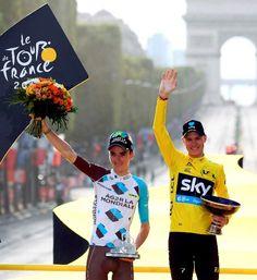 Роман Барде - французский призёр Тур де Франс-2016 http://velolive.com/velo_race/tour/12639-romain-bardet-francuzskiy-prizer-tour-de-france-2016.html  25-летний гонщик команды AG2R La Mondiale Роман Барде (Romain Bardet) впервые в карьере поднялся на вторую ступень подиума Тур де Франс и стал третьим французским гонщиком на подиуме французского Гран-тура в 21 веке (после Жана-Кристофа Перо и Тибо Пино занявших 2-е и 3-е места в 2014 году).