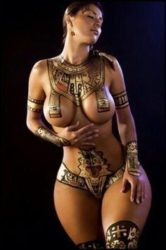Body of sexy girls
