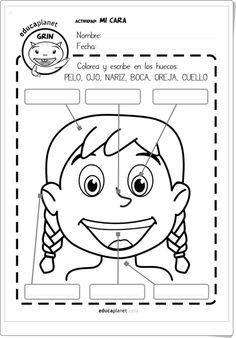 actividades para trabajar identidad y autonomia en preescolar
