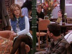 """Sue me, I love a denim vest!"""