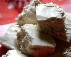 Texas Recipes ~ Divinity Fudge