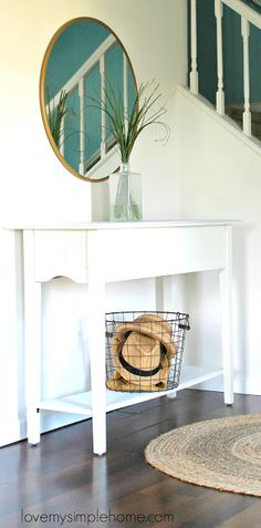 Simple home Budget - four steps to declutter your home for the empty nester Decorating Blogs, Interior Decorating, Expandable Dining Table, Home Budget, Declutter Your Home, Little Houses, Simple House, Modern House Design, New Furniture