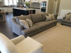 Our Finlay sofa