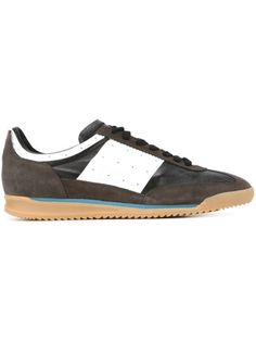 Maison Margiela panelled sneakers