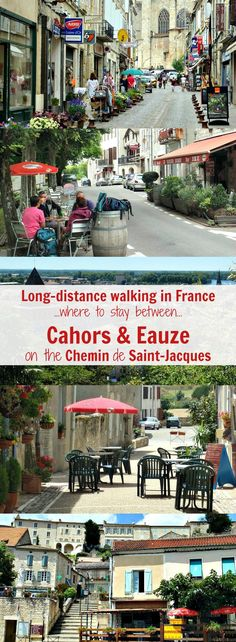 Where to stay between Cahors and Eauze on a walking holiday in France along the Chemin de Saint-Jacques – and how to book it in French!