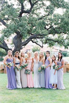 Boho beauties: http://www.stylemepretty.com/california-weddings/ojai/2015/05/06/boho-glam-summer-wedding-at-ojai-valley-inn/ | Photography: Braedon - http://braedonphotography.com/