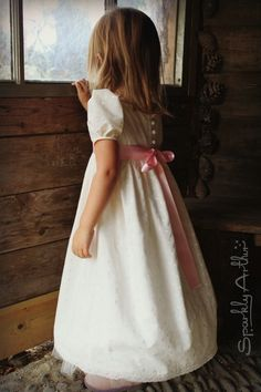 Sparkly Arthur, Jane Austin style regency dress - I like the looking out of a window pose.