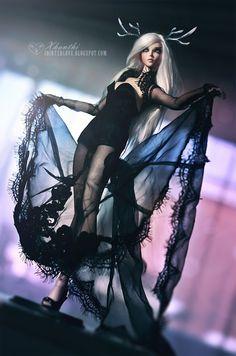 Black Lace   by Xhanthi