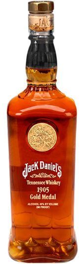 1905 Gold Medal Series | Jack Daniel's Tennessee Whiskey...