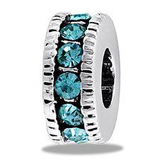 DaVinci Beads Blue Wheel Jewelry