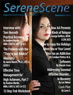 Leftovers  Featured in the November 2014 issue of Serene Scene Magazine, Cruse discusses the trigger of leftovers, overindulgence and suppressed emotions during the high stress holiday season. http://serenescenemagazine.com/serene%20scene/Serene%20Scene%20November%202014/FLASH/index.html