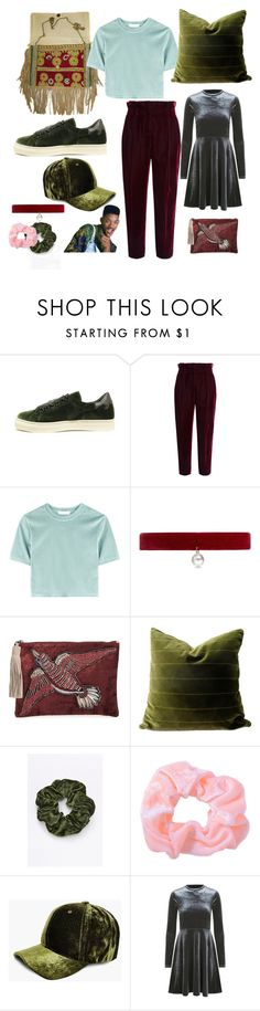 """""""90's To your FACE"""" by lamalo-importers on Polyvore featuring Philosophy di Lorenzo Serafini, Joomi Lim, Sam Edelman, Donghia, Boohoo and Topshop"""