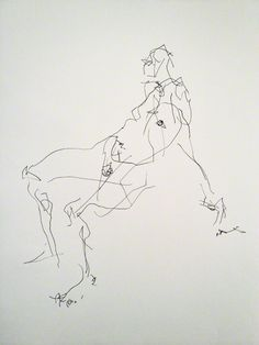 Paul Richards ::: Life drawing / gesture drawing :::