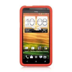 Insten Soft Silicone Skin Rubber Case Cover For HTC EVO 4G #2292227