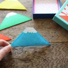 Fuji paper notes