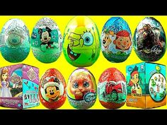 3 surprise eggs!Peppa Pig Yoohoo and Friends - YouTube