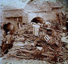 guerre14/18 - entrée du fort de Souville