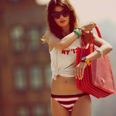 hot beach body!