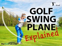 Golf swing plane explained clearly in detail. Find out which swing type is better. Watch proper swing plane video. Do easy-to-follow swing drills. Golf Swing Analysis, Golf Lessons, Drills, Golf Tips, Plane, Detail, Type, Watch, Easy