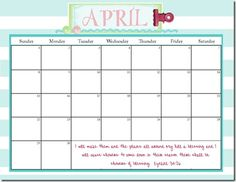 free printable calendars as well as lots of bible verse memory cards and prints for the home, very well done!