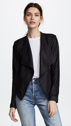 a7cb34e8 BB Dakota Siena Soft Leather Jacket Bb Dakota Jacket, Leather Cleaning,  Siena, Soft