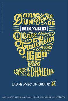 Ricard - Calligrammes 2014 - 4