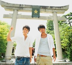 Shokichi & Tetsuya