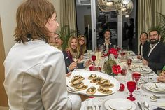 Zelebri.com en Elmundo.es - febrero 2014 - cena con María Solivellas