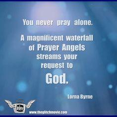 The Power of Prayer. Creating postive futures.FREE INTERVIEW w/ Lorna Byrne, Irish Mystic CLICK on the PIN! http://www.theglitchmovie.com/lorna-byrne-irish-mystic-full-interview/ #glitchmovie #Angels