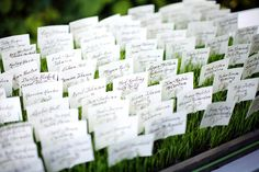 Wheatgrass table numbers