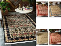Rug Traditional Oriental Area Rug Persian Style Carpet Runner All Sizes Modern Area Rugs, Small Area Rugs, Rugs On Carpet, Carpets, Traditional Area Rugs, Area Rug Runners, Machine Made Rugs, Modern Carpet, How To Clean Carpet