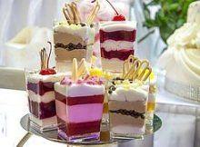 Recheios para bolos