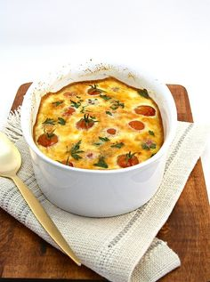 Food and Cook by trotamundos » Clafoutis salada de tomates cherry con queso feta