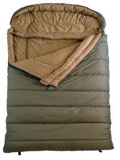 TETON Sports Mammoth Queen Size Flannel Lined Sleeping Bag (94 x 62-Inch, Olive Green) by Teton Sports, http://www.amazon.com/dp/B000F38YHI/ref=cm_sw_r_pi_dp_gdEGrb1S30JER