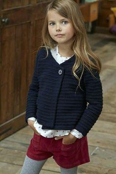 ღ color combination Fashion Kids, Young Fashion, Toddler Fashion, Little Girl Outfits, Little Girl Fashion, Super Moda, French Kids, Outfits Niños, Cool Kids Clothes