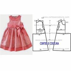 Super Sewing For Kids Clothes Little Girl Dresses Simple Ideas Kids Dress Patterns, Clothing Patterns, Sewing For Kids, Baby Sewing, Sewing Ideas, Fashion Kids, Little Girl Dresses, Toddler Dress, Toddler Girls