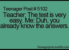 """True but they say """"yea but it would be easy for u if u was paying attention"""" @kyrstinlawhon"""