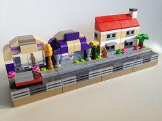 Mini Town : Hinge Series 10 | by nekodesignth